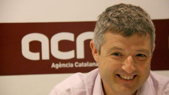 El vicepresident de Societat Civil Catalana intervindrà en un acte aquest dijous