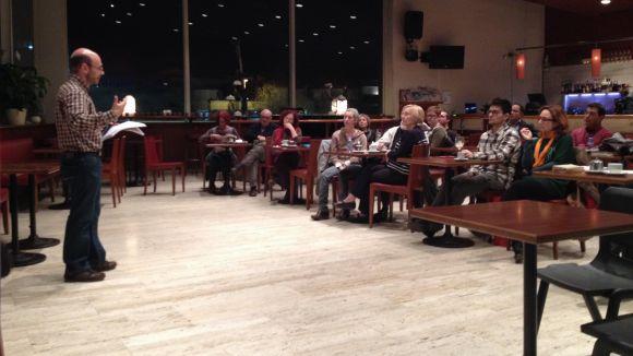 L'editorial Esclarmonda s'ha presentat aquest dissabte al Cafè Auditori