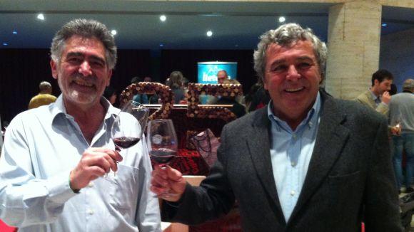 Vins Noé celebra el 25è aniversari amb un tast entre amics al Teatre-Auditori