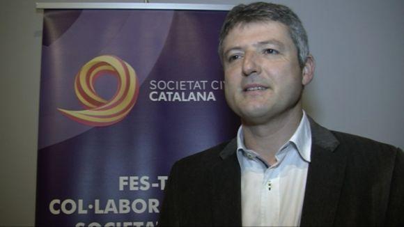 Joaquim Coll: 'El maltractament de més de 300 anys als catalans és una fal·làcia'