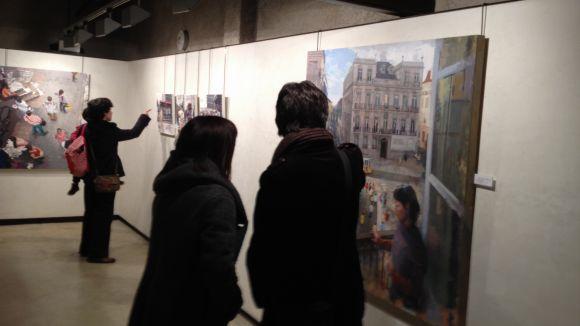 Miguel Olivares estrena a La Galeria una exposició sobre Colòmbia