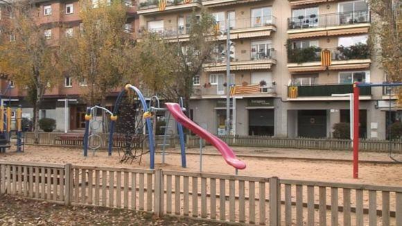 El Grup de Veïns contra el Soroll acusa l'Ajuntament de trencar el pacte sobre el parc infantil