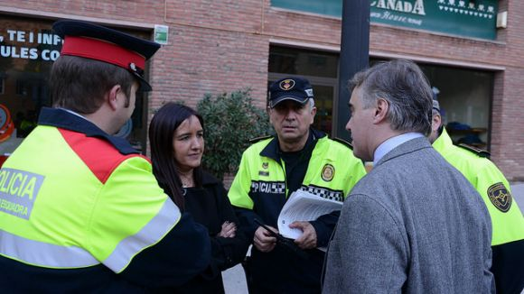 La Policia Local i els Mossos d'Esquadra activen l''Operació Grèvol'