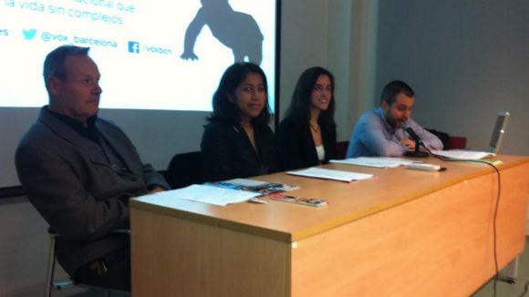 Vox presenta a Sant Cugat les seves polítiques a favor del dret a la vida