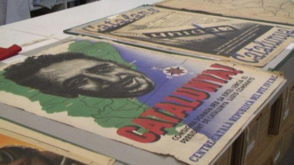 L'associació Salvar el Archivo de Salamanca reclama a la Generalitat el retorn de 400.000 documents