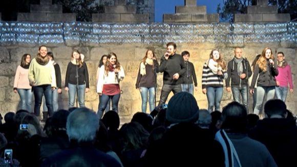 Amarcord omple de música optimista la plaça d'Octavià