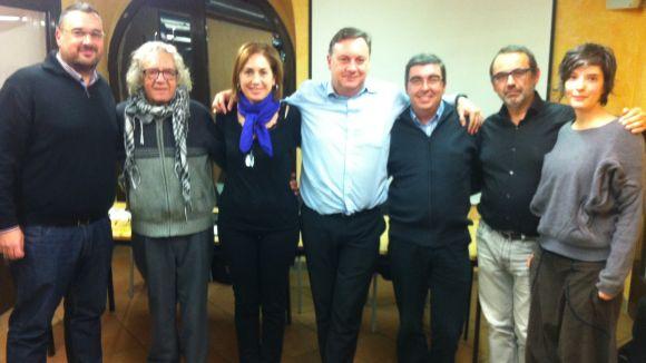 Antonio Roa presenta candidatura a secretari general de Podem Sant Cugat