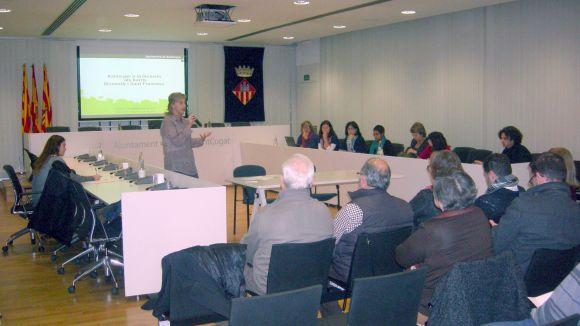 La Xarxa d'Inclusió per als barris del Monestir i Sant Francesc ja està en marxa