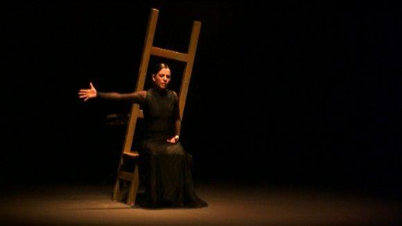 Eva Yerbabuena hipnotitza el Teatre-Auditori amb '¡Ay!'