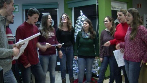 El Nadal arriba a Cugat.cat de la mà del cor Music'al cor