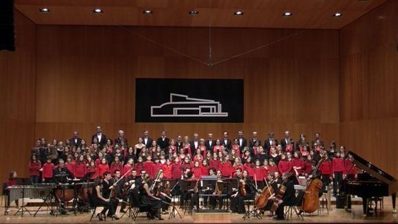 Camerata celebra 10 anys de Cantata de Nadal amb una estrena de Guinovart