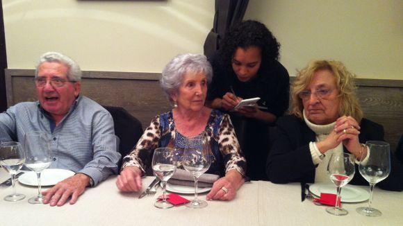 Històrics d'El Mesón celebren el 50è aniversari del local amb un sopar