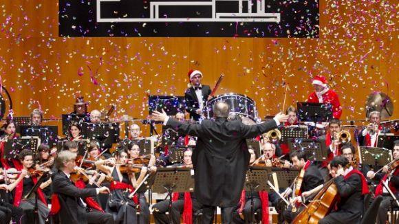 La Simfònica de Sant Cugat ofereix un  Concert de Nadal amb Txaikovski