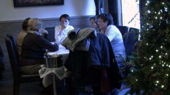 Els restauradors donen per bona l'ocupació durant el Nadal