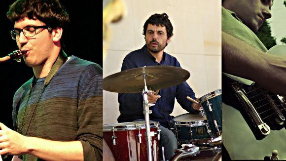 El jazz fusió dels Nispers Trio sona aquesta nit al Casal Torreblanca