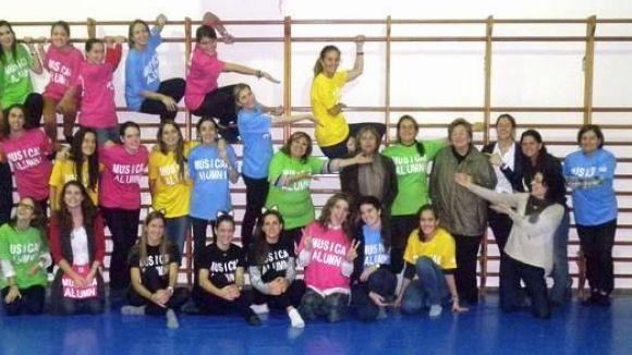 Antigues alumnes de La Vall celebraran lel 40è aniversari de l'escola amb un musical al Teatre-Auditori