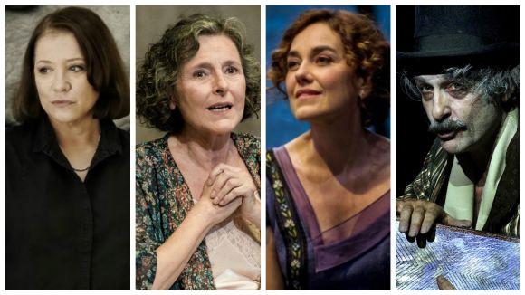 Arànega, Angelat, Conejero i Madaula opten a les nominacions dels Premis Max d'enguany