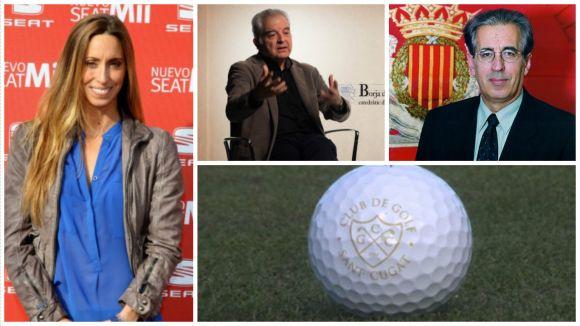 Els santcugatencs De Riquer, Mengual, Cuyàs i el Club de Golf, guardonats amb la Creu de Sant Jordi