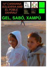 Sant Cugat enviarà una tona i mitja de productes d'higiene al Sàhara