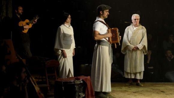 El director Oriol Broggi i l'actriu Marta Marco visitaran la Biblioteca Central el 26 de gener