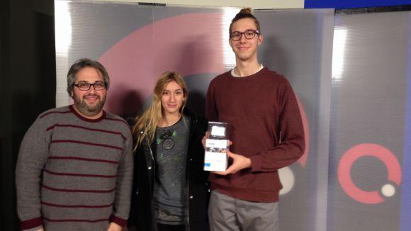 Cugat.cat entrega el premi del concurs de 'selfies'
