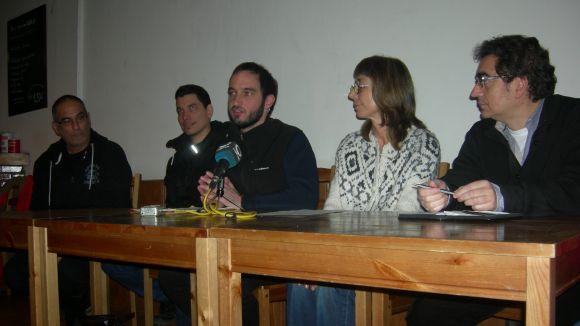 Procés Constituent se suma a la campanya de la CUP '180°: Capgirem Sant Cugat!'