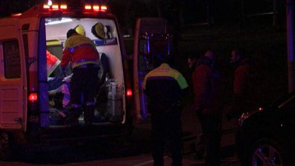 Imputat el conductor del vehicle que va envestir un motorista a Francesc Macià