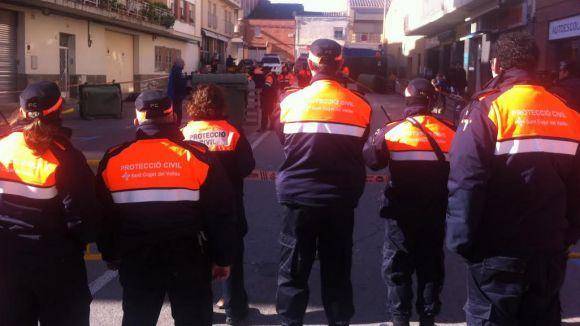 Protecció Civil de Sant Cugat participa a la 1a trobada de vehicles d'emergències