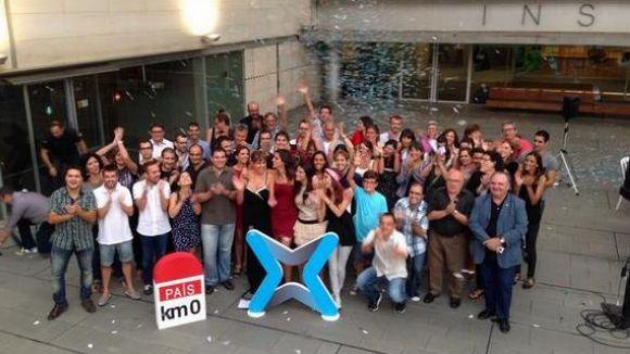 'País km 0' opta a un premi Zapping de televisió