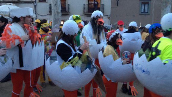 Obertes les inscripcions per al concurs de comparses del Carnaval de Sant Cugat