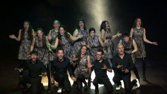 Amarcord estrena espectacle al Casal de Mira-Sol davant un públic còmplice