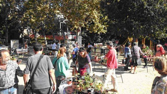 Torna la Fira d'intercanvi de plantes d'El Mussol amb novetats