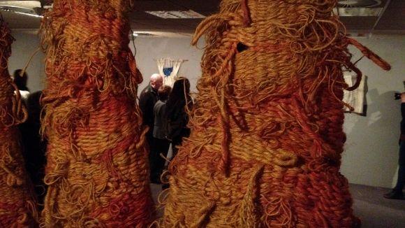 La Casa Aymat repassa els més de 40 anys d'art de Rosario Gallifa