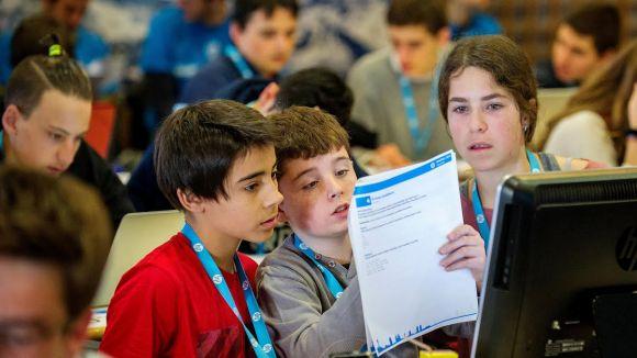L''HP CodeWars' europea aplega més de 300 estudiants a Sant Cugat