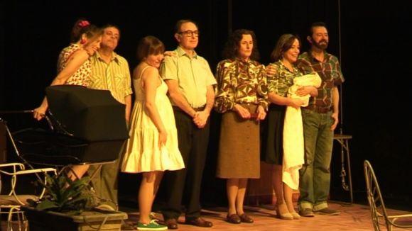 L'obra 'Vilafranca' demostra que cap família és perfecta al Teatre-Auditori