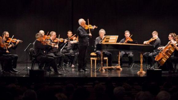 L'Orquestra Nacional Clàssica d'Andorra, en una actuació anterior / Foto: Teatre-Auditori