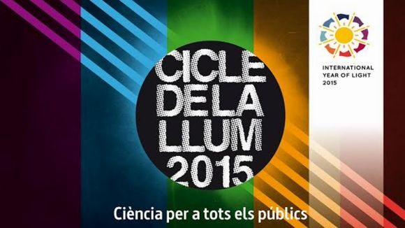 L'AASCV organitza el Cicle de la Llum per celebra l'any Internacional de la Llum