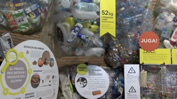 'La 7mana del Vallès' redueix, recicla i reutilitza