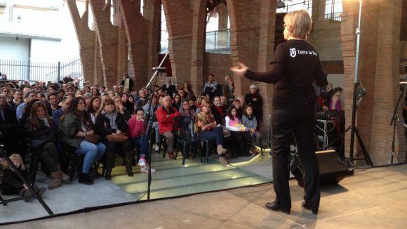El teatre de Sant Cugat es reivindica amb un format concentrat d'activitats