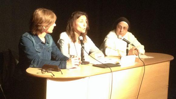 CiU obre el cicle de debats ciutadans amb Conesa, Fortuny i Sor Lucia Caram