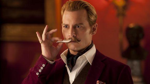 L'últim de Johnny Depp, 'Mortdecai', als cinemes locals