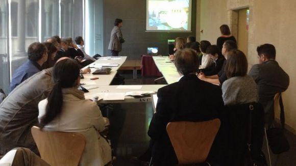 Sant Cugat ha acollit la segona jornada de treball de la Xarxa de Ciutats Innovadores