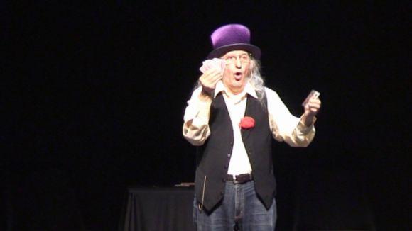 Una altra 'Magia potagia' de Juan Tamariz al Teatre-Auditori