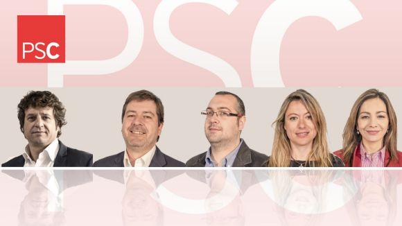 Pere Soler compta amb Michael Cáceres per fer tàndem a les llistes del PSC