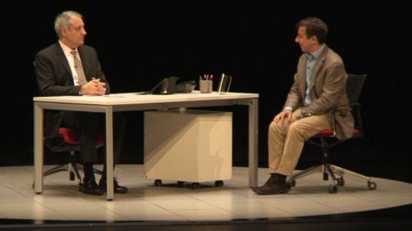 'El Crèdit' despatxa la temporada teatral al Teatre-Auditori