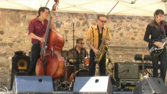 L'Estovallada repeteix èxit a ritme de rock i rhythm&blues