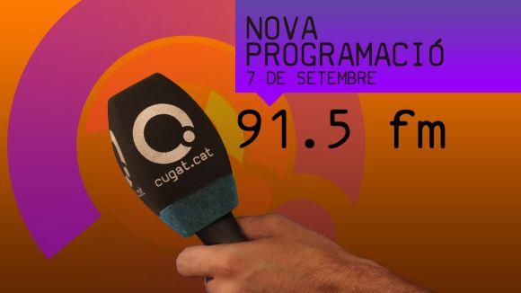 Comença la temporada de ràdio 2015-2016 de Cugat.cat