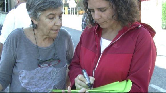 Veïns de la Floresta fan sentir la seva veu per a la remodelació de tres places