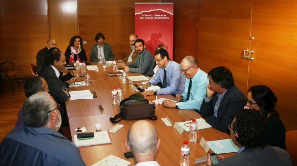 Els consells comarcals de Barcelona reclamen al govern millorar el finançament