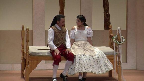 El Teatre-Auditori es rendeix a l'atemporalitat de 'Le nozze di Figaro'